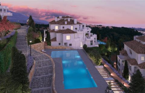 Nine Lions Residences: luxueuze villa appartementen (Nueva Andalucia)