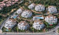 nine lions residences appartementen penthouses te koop nueva andalucia overzicht