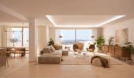 nine lions residences appartementen penthouses te koop nueva andalucia salon