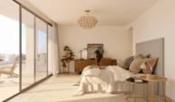 nine lions residences appartementen penthouses te koop nueva andalucia slaapkamer