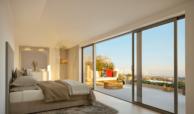 nine lions residences appartementen penthouses te koop nueva andalucia slaapkamer terras