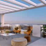 nine lions residences appartementen penthouses te koop nueva andalucia terras