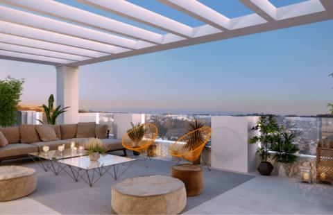 Nine Lions Residences: luxueuze villa penthouses (Nueva Andalucia)