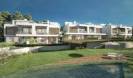 riva cabopino townhouse marbella huis kopen zeezicht tuin zwembad