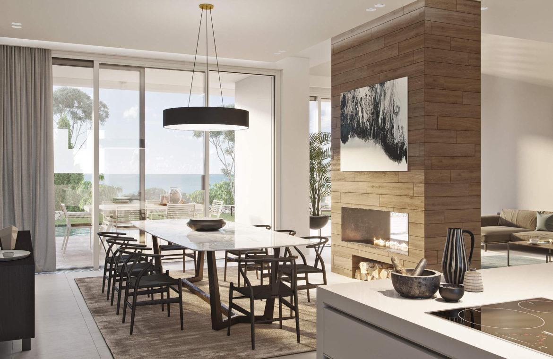 riva residences artola cabopino villa kopen haardvuur