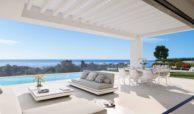 cabo royale villa te koop mijas calahonda cabopino wandelafstand zee type a terras
