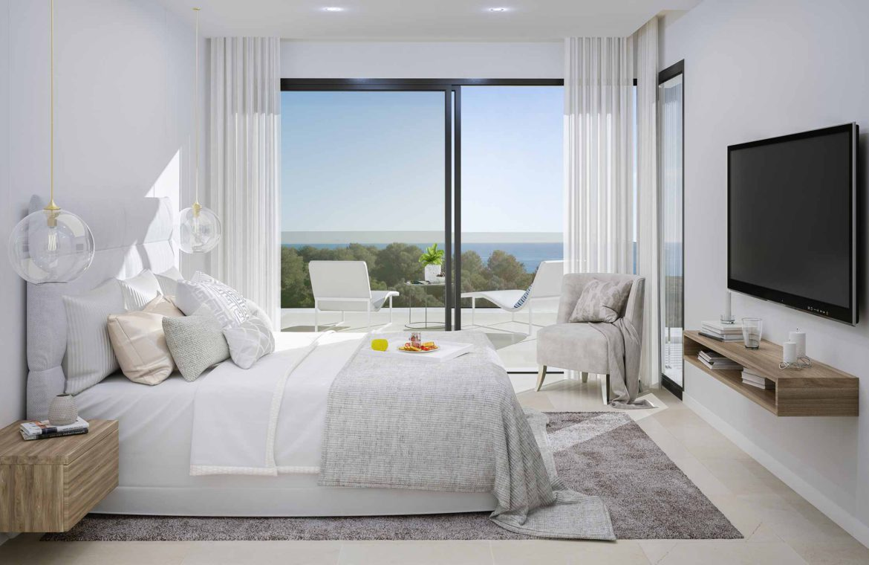 cabo royale villa te koop mijas calahonda cabopino wandelafstand zee type b slaapkamer