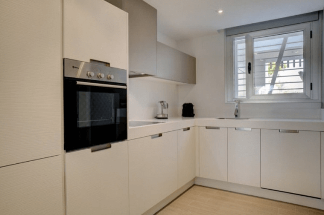 jade beach 3112786 taylor wimpey san pedro modern gelijkvloers appartement te koop keuken