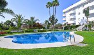 marbella real luxe penthouse appartement herverkoop kopen golden mile gemeenschappelijk zwembad