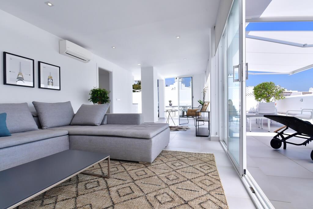marbella real luxe penthouse appartement herverkoop kopen golden mile grote ramen
