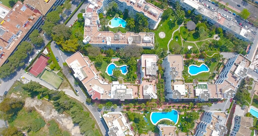 marbella real luxe penthouse appartement herverkoop kopen golden mile project