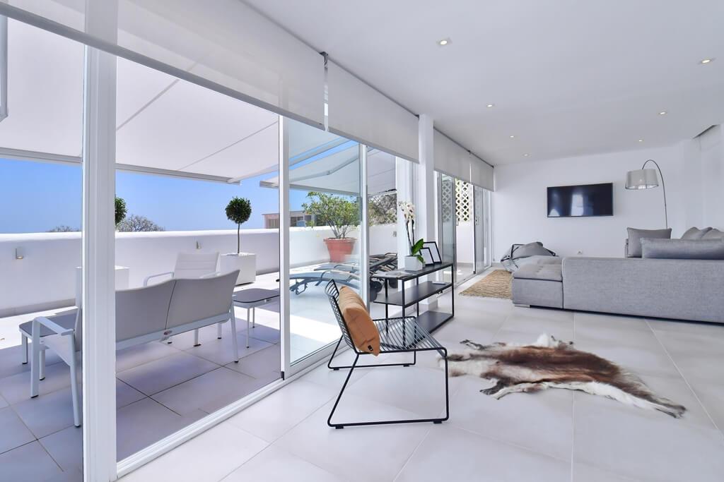 marbella real luxe penthouse appartement herverkoop kopen golden mile zonneluifel