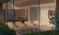 unico benahavis modern nieuwbouw appartement te koop zeezicht binnenzwembad