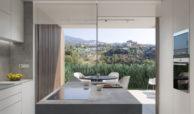 unico benahavis modern nieuwbouw appartement te koop zeezicht keuken