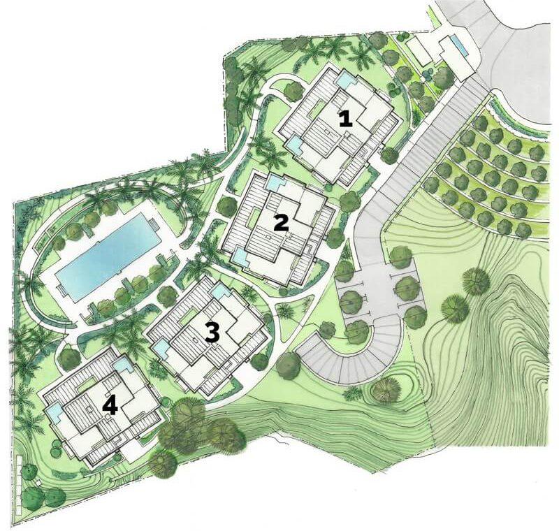 unico benahavis modern nieuwbouw appartement te koop zeezicht masterplan