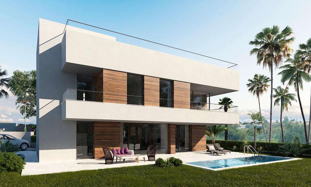 vistagolf villa te koop estepona el campanario new golden mile design