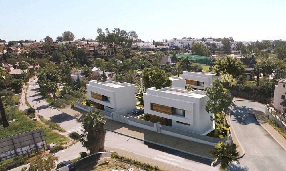 vistagolf villa te koop estepona el campanario new golden mile project