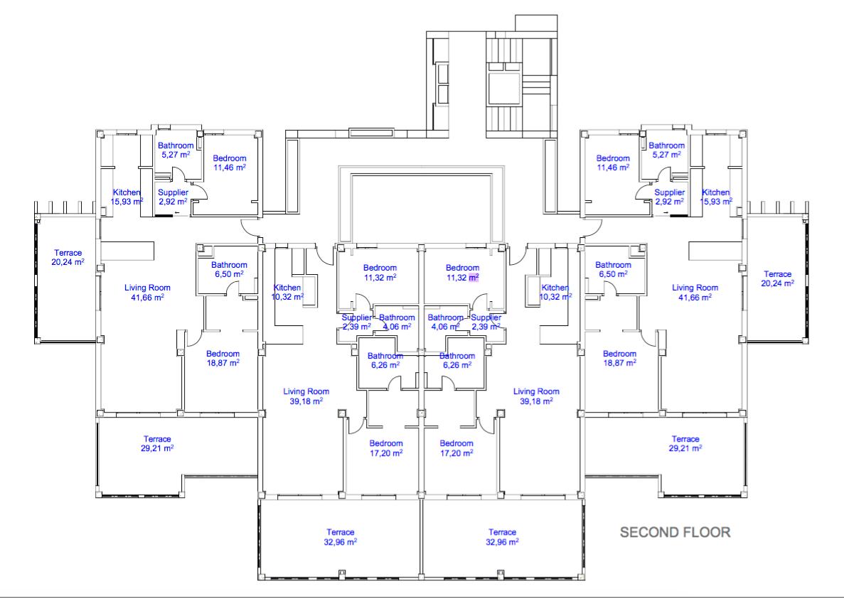 22 by quartiers benahavis appartement penthouse kopen luxe grondplan penthouse