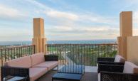 22 by quartiers benahavis appartement penthouse kopen luxe terras