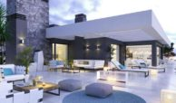 agora selwo new golden mile nieuwbouw modern appartement penthouse te koop rustig natuur dakterras