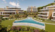 agora selwo new golden mile nieuwbouw modern appartement penthouse te koop rustig natuur project
