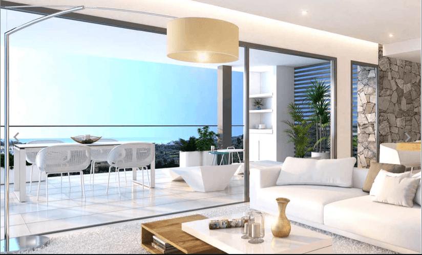 agora selwo new golden mile nieuwbouw modern appartement penthouse te koop rustig natuur zeezichten