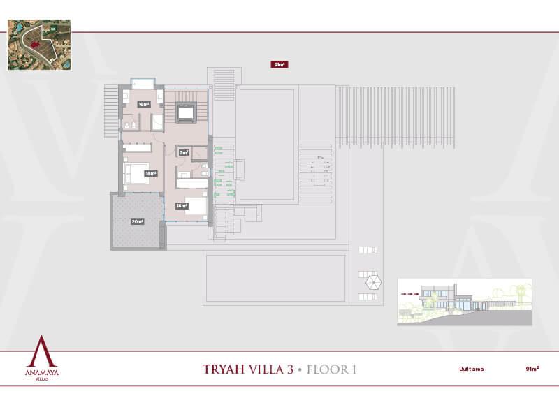 anamaya luxe nieuwbouw villas te koop nueva andalucia zeezicht golf bergen 3 4