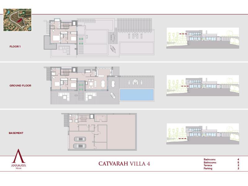 anamaya luxe nieuwbouw villas te koop nueva andalucia zeezicht golf bergen 4 2