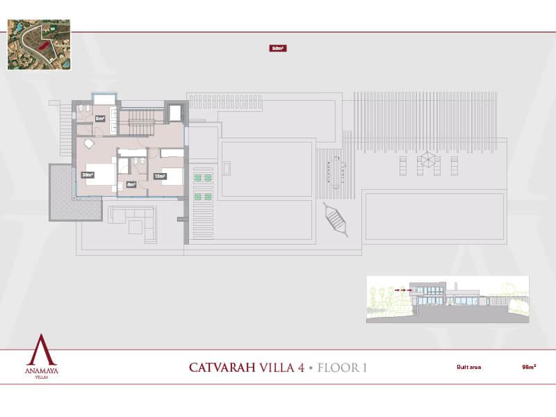 anamaya luxe nieuwbouw villas te koop nueva andalucia zeezicht golf bergen 4 5