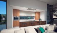 anamaya luxe nieuwbouw villas te koop nueva andalucia zeezicht golf bergen keuken