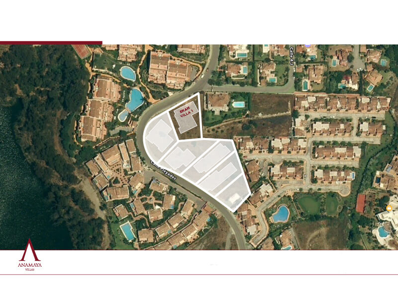 anamaya luxe nieuwbouw villas te koop nueva andalucia zeezicht golf bergen masterplan