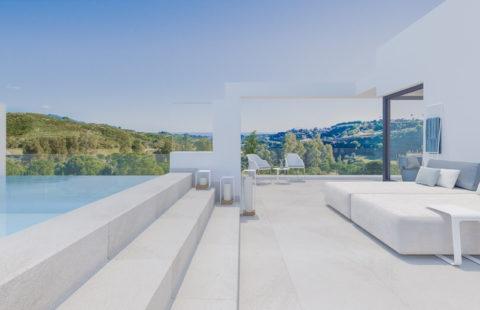 Fairways: golf penthouses met panoramische zichten (La Cala Golf)