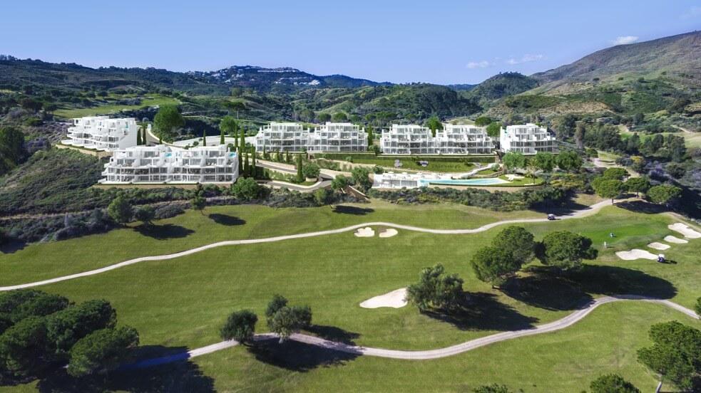 fairways la cala golf appartementen penthouses eerstelijns golf nieuwbouw masterplan