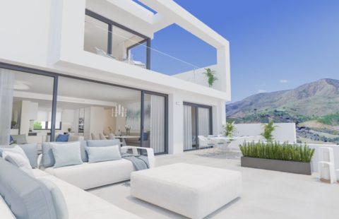Fairways: golf appartementen met panoramische zichten (La Cala Golf)