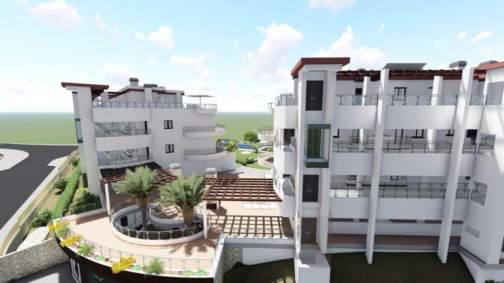 pinares de mijas appartementen nieuwbouw te koop project