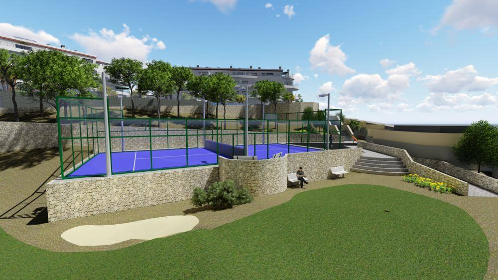 pinares de mijas appartementen nieuwbouw te koop tennis