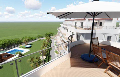 Pinares de Mijas: penthouse op wandelafstand strand met zeezicht (Mijas)