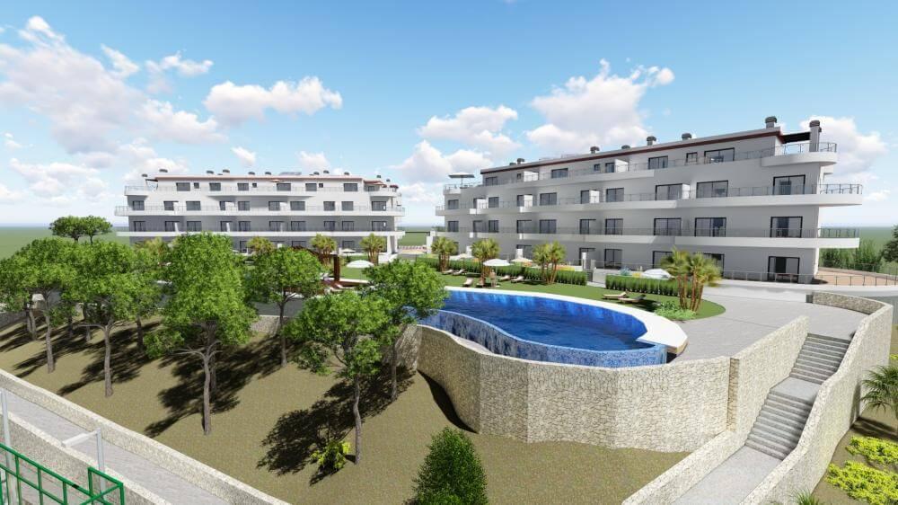 pinares de mijas appartementen nieuwbouw te koop zwembad
