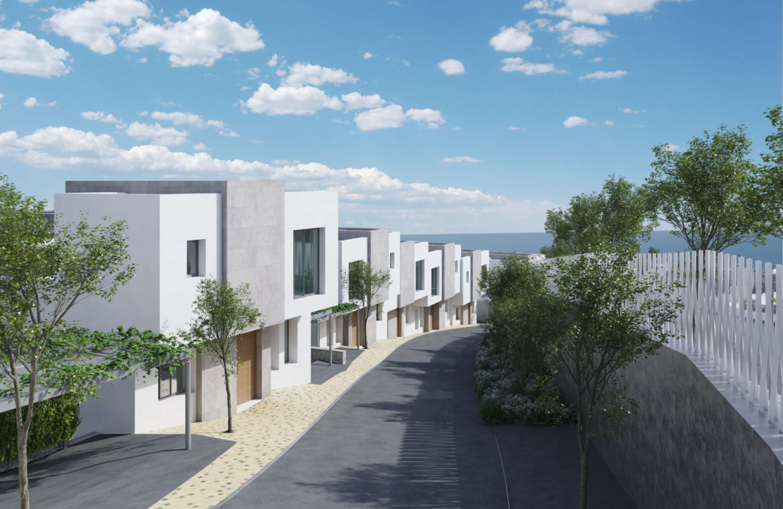 the cape cabopino nieuwbouw modern huis kopen eerstelijns golf complex