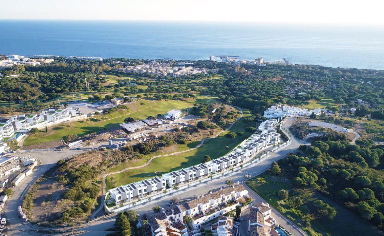 the cape cabopino nieuwbouw modern huis kopen eerstelijns golf overzicht 1