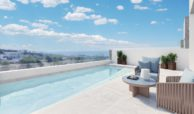 the cape cabopino nieuwbouw modern huis kopen eerstelijns golf zwembad