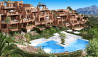 alminar de marbella nueva andalucia golf zeezicht mediterraans kopen bergzicht
