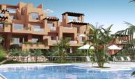 alminar de marbella nueva andalucia golf zeezicht mediterraans kopen gemeenschappelijk zwembad