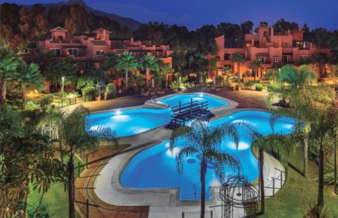 Alminar de Marbella: luxe project in Mediterrane stijl (Nueva Andalucia)