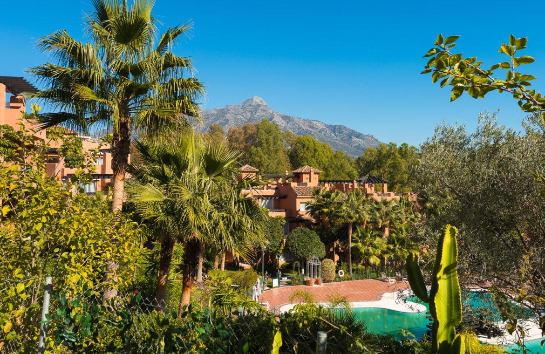 alminar de marbella nueva andalucia golf zeezicht mediterraans kopen project
