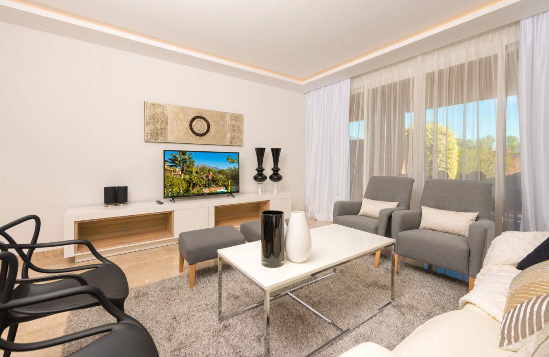 alminar de marbella nueva andalucia golf zeezicht mediterraans kopen salon