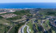 green golf moderne geschakelde huizen townhouses estepona eerstelijns golf te koop locatie