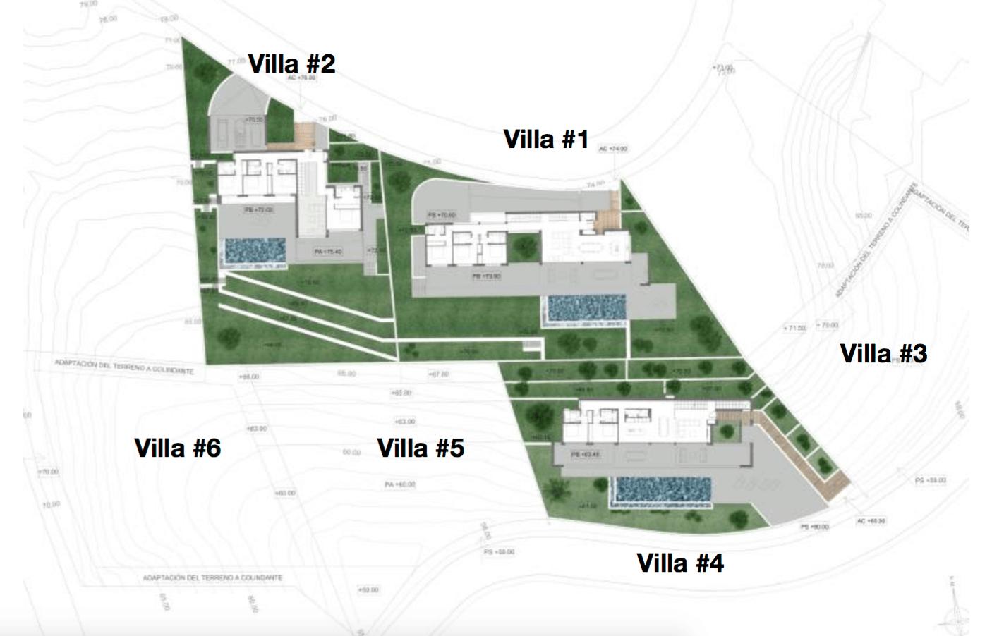 los flamingos views villa padierna benahavis villa luxe modern nieuwbouw te koop zeezicht masterplan