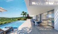 los flamingos views villa padierna benahavis villa luxe modern nieuwbouw te koop zeezicht villa1 zwembad