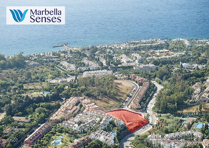 marbella senses ligging